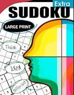 Extra Sudoku Large Print