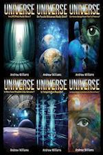 Universe 6 Books in 1