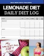 Lemonade Diet Daily Diet Log