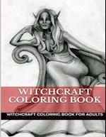 Witchcraft Coloring Book