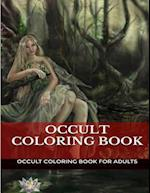 Occult Coloring Book