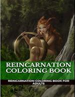 Reincarnation Coloring Book
