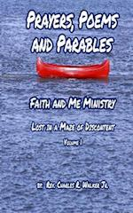 Prayers, Poems and Parables
