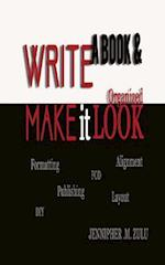 Write a Book and Make It Look Organized