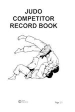 Judo Competitor Record Book