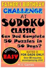 Father's Birthday Challenge at Sudoku Classic - Easy