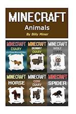 Minecraft Animals af Billy Miner