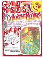 Grand Masters Coloring Book