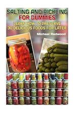 Salting and Pickling for Dummies