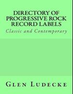 Directory of Progressive Rock Record Labels