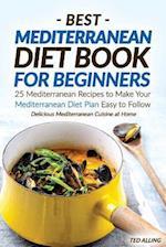 Best Mediterranean Diet Book for Beginners