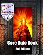 E-Z RPG Core Rule Book 2nd Edition