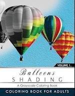 Balloon Shading Coloring Book
