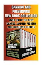 Canning and Preserving New Book Collection