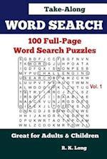 Word Search Take-Along, Volume 1