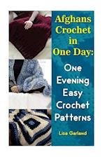 Afghans Crochet in One Day
