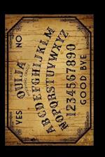 Ouija Board Journal - Call the Spirits, But Bring Your Own Planchette