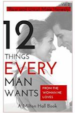 12 Things Men Want from the Woman They Love