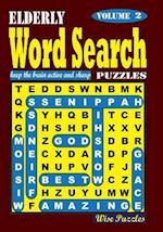 Elderly Word Search Puzzles, Vol. 2