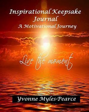 Bog, paperback Inspirational Keepsake Journal af Yvonne Myles-Pearce