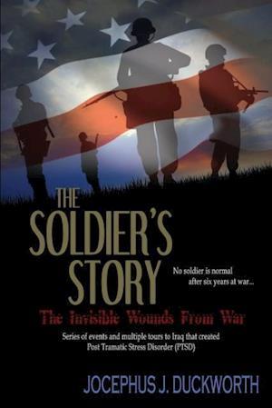 Bog, paperback The Soldier's Story af Jocephus J. Duckworth