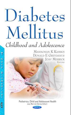 Bog, paperback Diabetes Mellitus af Manmohan K. Kamboj
