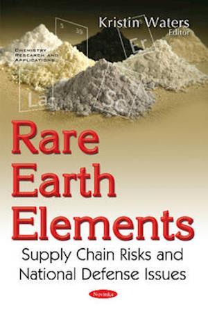 Bog, paperback Rare Earth Elements af Kristin Waters