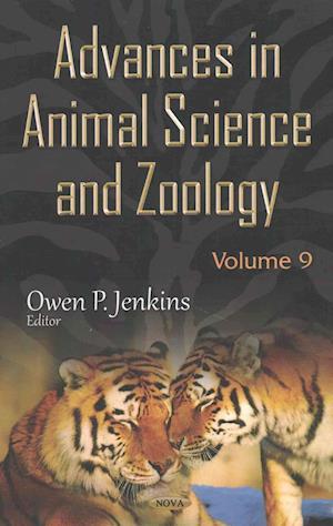 Bog, hardback Advances in Animal Science & Zoology af Owen P. Jenkins