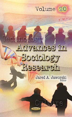 Bog, hardback Advances in Sociology Research af Jared A. Jaworski