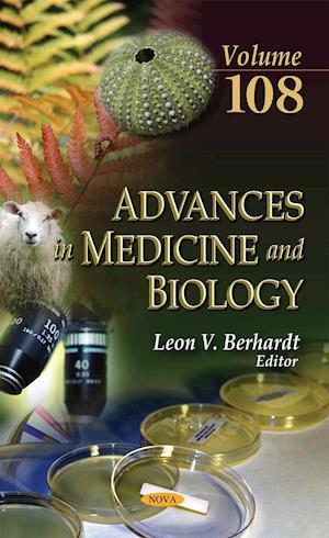 Bog, hardback Advances in Medicine & Biology af Leon V. Berhardt