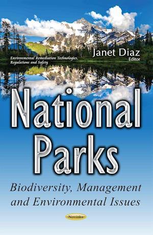 Bog, paperback National Parks af Janet Winecoff Diaz