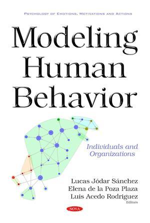 Bog, hardback Modeling Human Behavior af Lucas Jodar Sanchez