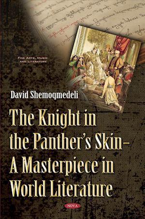 Bog, hardback Knight in the Panthers Skin af David Shemoqmedeli