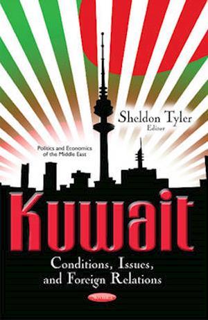 Bog, paperback Kuwait af Sheldon Tyler