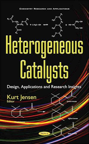 Bog, hardback Heterogeneous Catalysts af Kurt Jensen