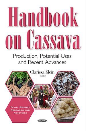 Bog, hardback Handbook on Cassava af Clarissa Klein