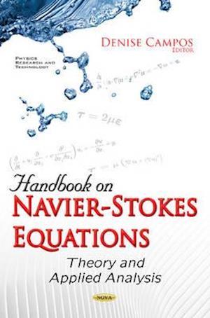 Bog, hardback Handbook on Navier-Stokes Equations af Denise Campos