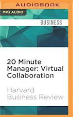 Virtual Collaboration (20 minute Manager)