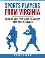 Sports Players from Virginia