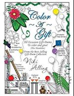 Color a Gift