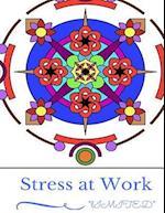 Stress at Work Coloring Book