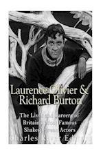 Laurence Olivier and Richard Burton