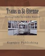 Trams in St. Etienne