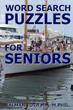 Word Search Puzzles for Seniors