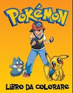 Pokemon Libro Da Colorare