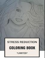 Stress Reduction Coloring Book