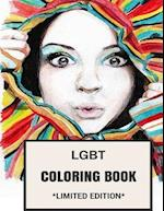 Lgbt Coloring Book