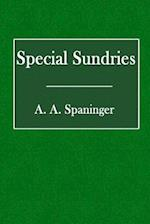 Special Sundries