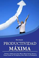 Productividad Maxima