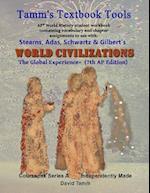 Stearn's World Civilizations 7th Edition+ Student Workbook (AP* World History)